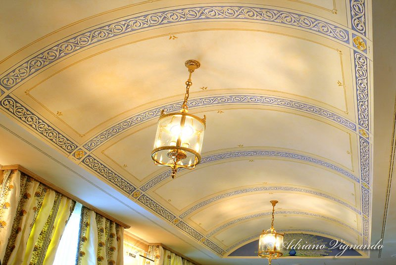 Il soffitto a botte picture of l enopolio rodi garganico